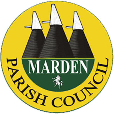 Marden Parish Council Logo